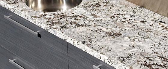 Encimeras de granito m rmola portal del m rmol for Granito blanco delicatus