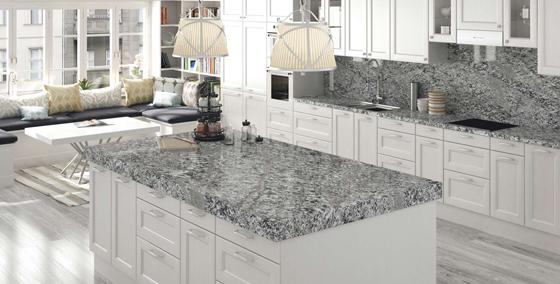 Encimera granito blanco macael stunning mrmoles santo - Encimera granito blanco ...
