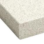Encimera Ikea Prägel Blanco piedra