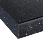 Encimera Ikea Prägel Negro metálico