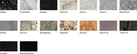 Encimeras de granito m rmola portal del m rmol for Precio encimera granito nacional