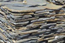 Piedra Macael Rústica Gris